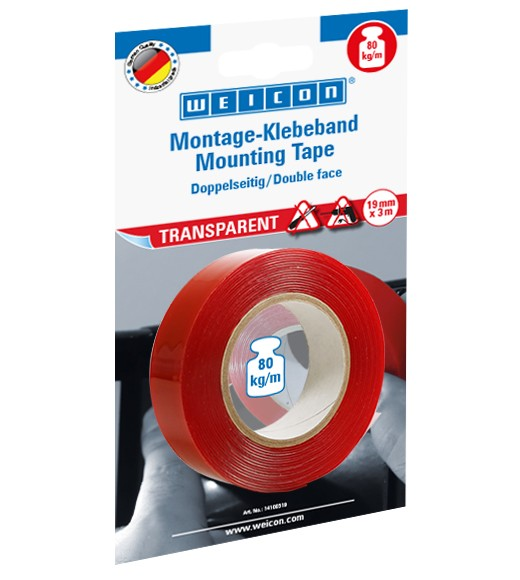 Mounting Tape Transparent
